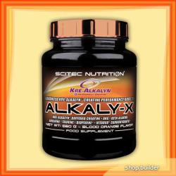 Scitec Nutrition Alkaly-X - 660g