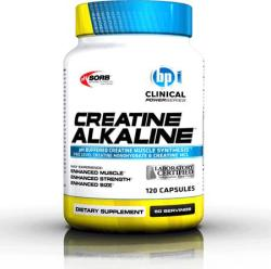 BPI Sports Creatine Alkaline - 120 caps
