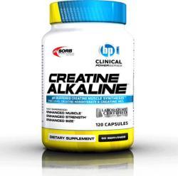 BPI Sports Creatine Alkaline - 120 caps