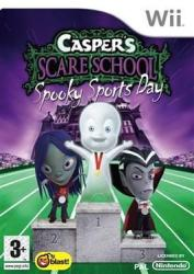 Blast Games Casper Scare School Spooky (Wii)