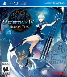 KOEI TECMO Deception IV Blood Ties (PS3)