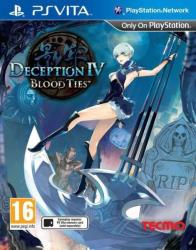 Tecmo Deception IV Blood Ties (PS Vita)