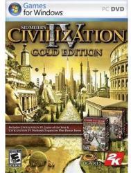 2K Games Sid Meier's Civilization IV [Gold Edition] (PC)