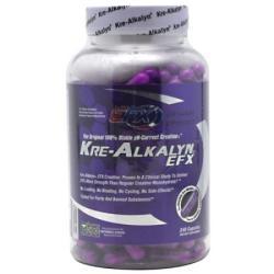 All American EFX Kre-Alkalyn - 240 caps