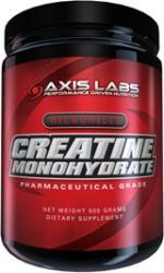 Axis Labs Creatine Monohydrate - 500g