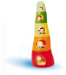 Smoby Cotoons Happy Tower torony építő