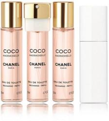 CHANEL Coco Mademoiselle (Refills) EDT 3x20ml