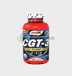 Amix Nutrition CGT-3 - 200 caps