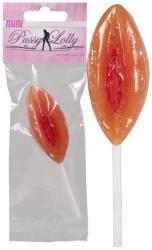 Szexi punci nyalóka eper 22g