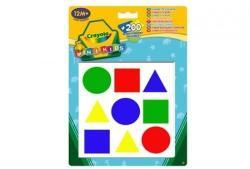 Crayola Mini Kids - Óriás matricás foglalkoztató készlet
