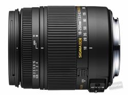 SIGMA 18-250mm f/3.5-6.3 DC Macro HSM (Sony/Minolta)