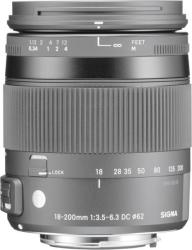 SIGMA 18-200mm f/3.5-6.3 DC OS HSM (Nikon)