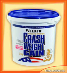 WEIDER Crash Weight Gain - 3000g