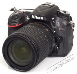 Nikon D7100 + 18-300mm VR