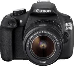 Canon EOS 1200D + 18-55mm DC III + 75-300mm DC III