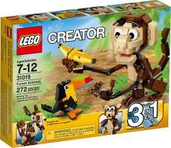 LEGO Creator - Erdei állatok (31019)