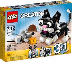 LEGO Creator - Macska és egér (31021)