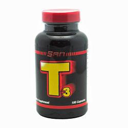 SAN Nutrition T-3 - 180 caps
