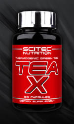 Scitec Nutrition Tea-X - 90 caps