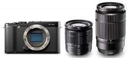 Fujifilm FinePix X-A1 + 16-50mm + 50-230mm