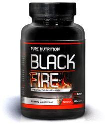 Pure Nutrition Black Fire - 120 Caps