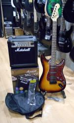 Bigson Stratocaster Start set
