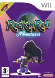 Data Design Interactive Rock N Roll Adventures (Wii)