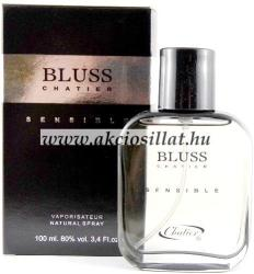 Chatier Bluss Sensible Black Men EDT 100ml