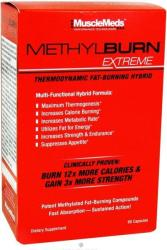 MuscleMeds Methylburn Extreme - 60 caps