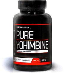 Pure Nutrition Pure Yohimbine - 100 caps