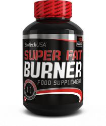 BioTechUSA Super Fat Burner - 120 caps