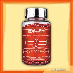 Scitec Nutrition ReStyle - 120 caps