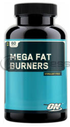 Optimum Nutrition Mega Fat Burners - 60 caps