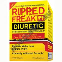 Pharma Freak Ripped Freak Diuretic - 48 caps