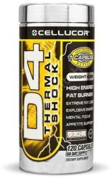 Cellucor D4 Thermal Shock - 120 caps