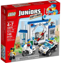 LEGO Juniors - Rendőrség - A nagy szökés (10675)