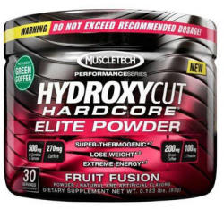 Muscletech Hydroxycut Hardcore Elite - 83g