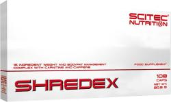 Scitec Nutrition Shredex - 108 caps