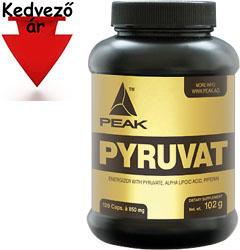 Peak Pyruvat - 120 caps