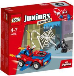 LEGO Juniors - Spider-Man - Pókautó támadás (10665)
