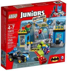 LEGO Juniors - Batman - Denevérbarlang támadás 10672