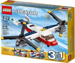 LEGO Creator - Dupla légcsavaros repülő (31020)