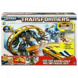 Hasbro Transformers autóverseny pálya - Bumblebee