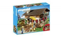 Playmobil Alpesi fogadó 5422