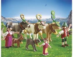 Playmobil Alpesi pásztorcsalád (5425)