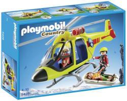 Playmobil Mentőhelikopter (5428)