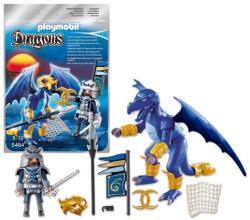 Playmobil Jégföld harcosa és sárkánya (5464)