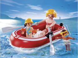 Playmobil Gumicsónakos pancsolás (5439)