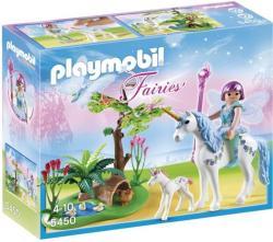 Playmobil Harmatcsepp Hanga és a bébi unikornis (5450)