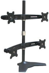 Rainbow 4Monitor Stand (VELCD-A744)